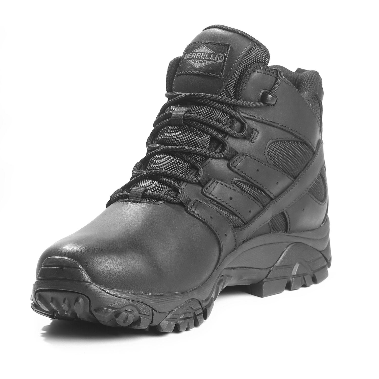 84665937c08 Merrell Women's Moab 2 Mid Tactical Response Waterproof Boots.