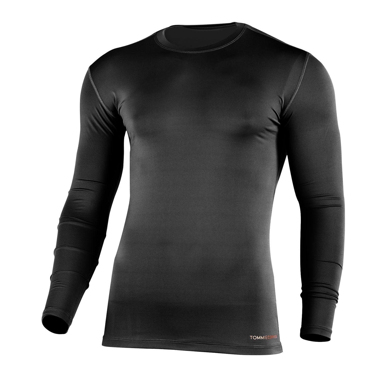 02e59e89ed Tommie Copper Men's Long Sleeve Compression Shirt